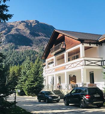 На Эльбрус! Открываем новый мини-отель