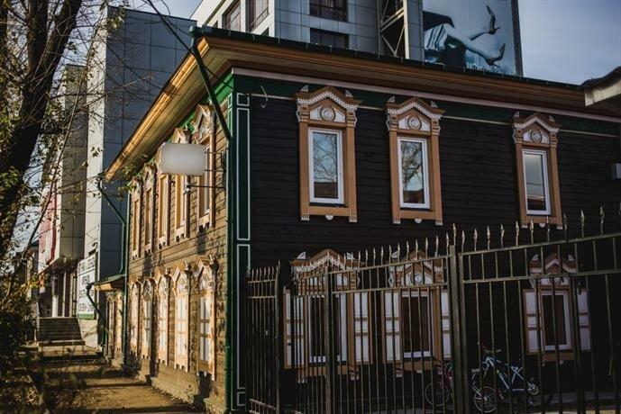 Открытие Hi Loft Hostel в Иркутске!